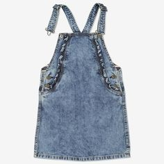 Buy Polarn O. Pyret Girls' Denim Pinafore Dress, Blue from our Girls' Dresses range at John Lewis & Partners. Denim Pinafore, Pinafore Dress, Simple Dresses, Blue Dresses, Girls Dresses, Swedish Brands, Denim Fabric, Light Denim, Our Girl
