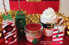 Sizzix Inspiration | Hot Cocoa for Santa by Kylie Jenkins