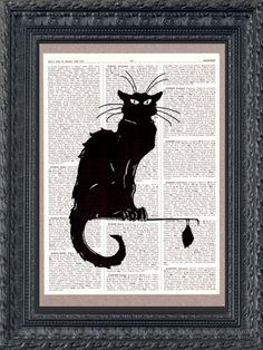 Le Chat Noir par ETB