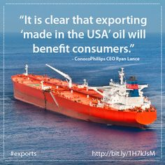 It's time to end the ban on U.S. oil exports.