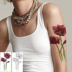 Tattoo Stencils and Temporary Tattoos