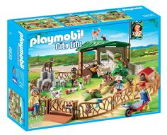 Playmobil 6635 City Life Children's Petting Zoo with Many Animals: Amazon.co.uk: Toys & Games click to view or purchase