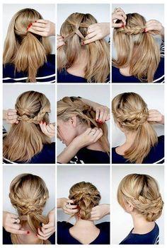 Glamorous Hairstyle