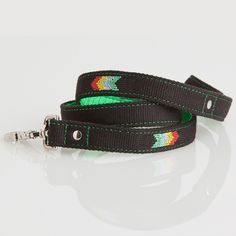The Chevron Leash for strolling around in style. $38
