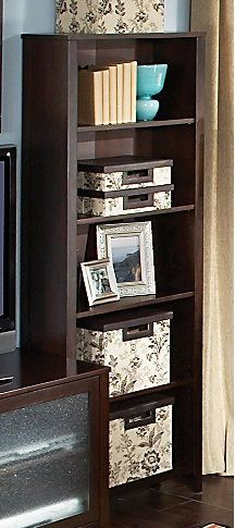 kathy ireland Office - Grand Expressions Bookcase