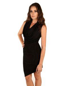 Tribeca Exchange | Makali little black dress