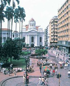 Another place of my childhood, Cali, Colombia.