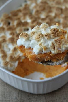 This Sweet Potato Pudding is a classic Southern recipe that everyone loves!