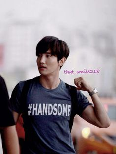handsome changmin