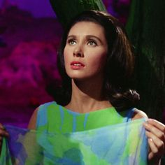 "Star Trek ""Metamorphosis' Elinor_Donahue"
