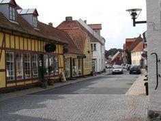 Kerteminde, Denmark (quaint town on the island of Funen/Fyn)