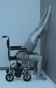 Yoga For Beginners Guide: Wheelchair Surya Namaskar Sun Salutation