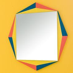 Miroir  Idée déco: http://villeneuve.zodio.fr/tendance/index/deco/?p=1