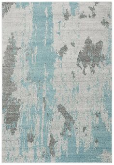Nova Rugs From Made in 3 standard sizes. Stylish modern rugs featuring a painterly design and coming with a soft pile in a colour palette of blues and greys. Duck Egg And Grey Bedroom, Duck Egg Blue Living Room, Duck Egg Blue Grey, Grey Rugs, Blue Rugs, Duck Egg Blue Colour Palette, Duck Egg Rug, Oriental Wallpaper, Dining Room
