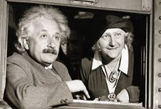 After divorcing his first wife Mileva Maric in February of Einstein married his cousin Elsa Lowenthal a few months later.(© Underwood & Underwood/CORBIS) Cousins, Chemistry Scientists, Chicago Pictures, Philosophy Of Science, Theoretical Physics, Theory Of Relativity, E Mc2, Physicist, Nobel Prize
