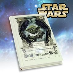 Das Buch Shakespeares Star Wars ist eine lizensierte Nacherzählung von ´´Episode V - Das Imperium schlägt zurück´´ in Versform - ein Muss für jeden Fan! #Geschenkidee #StarWars #Fanstuff