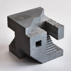 « Cubic Geometry iv:iii W:13cm x D:13cm x H:13cm #artchitecture #artinstallation…