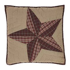 Delectably Yours Landon Star Patchwork Quilt Bedding from Victorian Heart Ashton & Willow