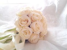 Hey, I found this really awesome Etsy listing at http://www.etsy.com/listing/129776860/ivory-rose-wedding-bouquet-silk-ivory