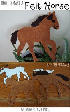Horse Camp Craft Ideas | DIY Horse Craft Ideas to Inspire your Creativity | Horse Crafts, Craft ...