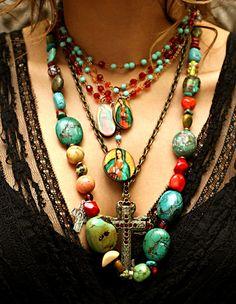 Gypsyville Necklaces