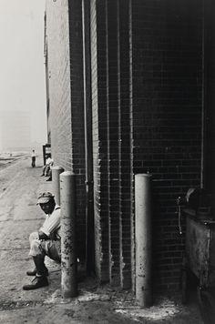 Robert Frank, 1955, Ford River Rouge Plant, Detroit