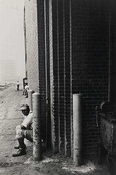 Robert Frank :: Ford River Rouge Plant, Detroit, 1955