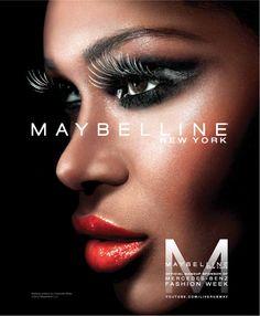 Maybelline Jade für die New York Fashionweek New York Photography, Fashion Photography, Black Buffet, Jessica White, Devon Aoki, Jessica Stam, Eyes Lips Face, Cosmetics & Perfume, War Paint