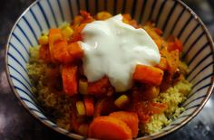 Roasted carrot and tomato couscous recipe - goodtoknow