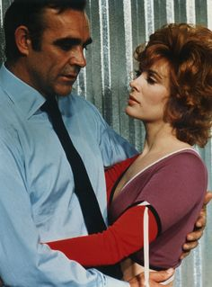 Jill St John and Sean Connery James Bond Books, James Bond Movies, Bond Girls, S Girls, Jill St John, Thing 1, Bob Hope, Sean Connery, Comedians