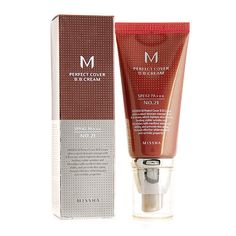 Missha M Perfect Cover BB Cream Foundation