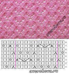 Узоры для вязания. Схемы. | ВКонтакте