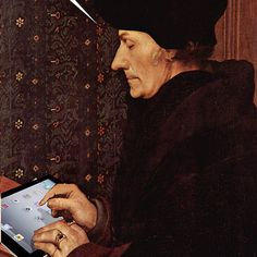 erasmus and the ipad