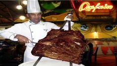 Rafain Churrascaria Show - Foz do Iguaçu   Restaurantes - Onde Comer
