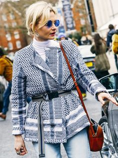 11 Amazing Outfits You Should Definitely Try This Spring via @WhoWhatWear