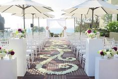 Congrats to Morgan + Jake ✨ Photo and flowers by @organicelements. #laubergedelmarweddings #LaubergeDelmar #delmar #sandiego #theknot #wedding #weddinginspo