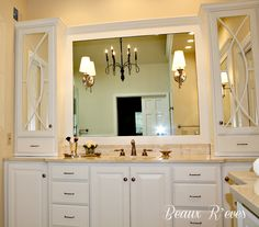 Beaux R'eves: Glam Master Bath Remodel