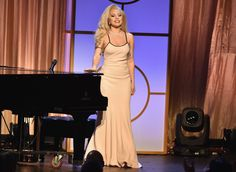 """Lady Gaga Delivers an Emotional Performance of """"Til It Happens to You"""""""