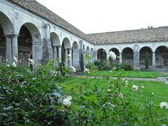 View of the memorial garden Winchester College, Indoor, Outdoors, Memories, Garden, Interior, Outdoor, Garten, Gardening