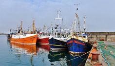 Mar, pescadores.