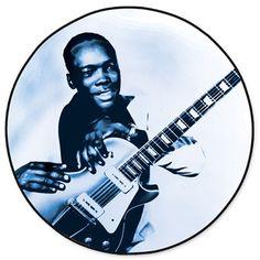 John Lee Hooker Electric Blues picture LP – Knick Knack Records
