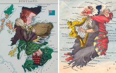 Dark Roasted Blend: Unusual and Marvelous Maps, Part 2