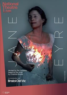 """""""Jane Eyre"""" in Lyttelton Theatre, London. Directed by Sally Cookson with Madeleine Worrall as Jane Eyre and Felix Hayes as Mr. Jane Eyre, Classic Literature, Classic Books, Indie Movies, Old Movies, 2020 Movies, Cinema Coming Soon, Bronte Novels, National Theatre Live"""