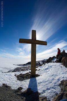 Cross - Observation Hill - McMurdo Station, Antarctica