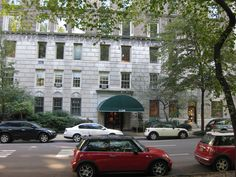 The Waldorf apartment 1136 5th Avenue A duplex on fifth with maid ...