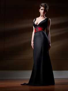 MacQueen Belted Gown by Veronica MacIsaac - Collection Four