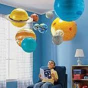 planeta bolas porexpan - Buscar con Google