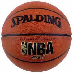 #1: Spalding NBA Street Basketball