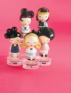 "Gwen Stefani Harajuku Lovers Perfume, ""gotta catch em all!"""