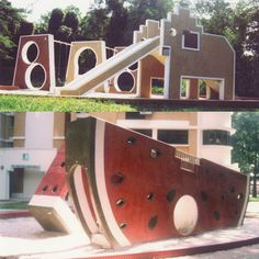 playscapes: The Vintage Mosaic Playgrounds of Singapore